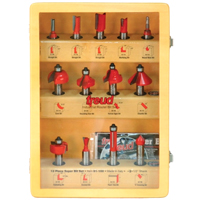Freud 13 Piece Super Router Bit Set