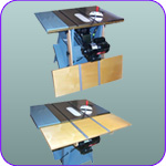 Link to Table Saw Extension Kit