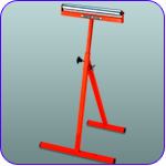 Link to Table Saw Roller Stand